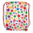 Children's Duffle Drawstring Bag