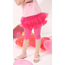 Fluted Tutu Skirt Leggings