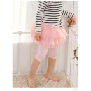 Ballet Tutu Skirt Leggings